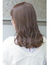 シロ(SiLO)柔らかい透け感◯まろやかベージュ/髪質改善/天神大名/前髪