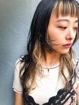 エイチスタンド 渋谷(H.STAND)ウザとい/大人かわいい/デザインカラー/ウルフ[MICOTO/渋谷]