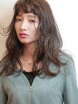 ゼロニイロク(026)《026 Style松坂良太》ワンカールゆるふわセミロング