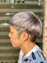 アントルポ(entrepot) 【colouring×entrepot】SILVER PURPLE mai