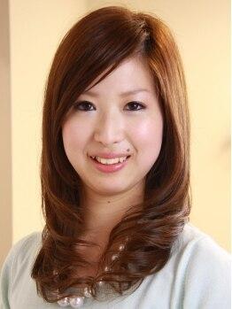 ヘアーメイク エリア(hair make Area)の写真/ストレートパーマを繰り返した髪が、生まれつきのストレート毛の様にやわらかくつややかに!!