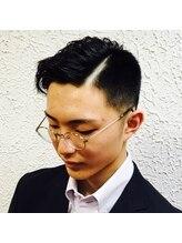 ヘアーメイクサロンアカイシ(hairmake salon AKAISHI)1カット2スタイル  タイトバージョン