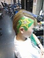 ブリーチのレゲー祭、イベント、フェスにおすすめ髪型♪画像