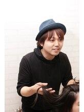 ヘアー アンド ケア コットン(Hair&care cotton)野口 貴史