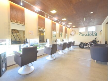 パンドーラ美容室 寿町店(PANDOLA)の写真