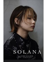 ソラーナ(SOLANA)フェイスフレーミング モードショート