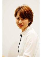 """シエクル ヘアアンドスパ 渋谷店(SIECLE hair&spa)目ジカラUPの""""小顔""""ショート☆"""