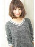『rue京都』ビターショコラ☆ボブ
