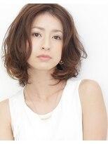 【高崎の大人女性に人気】美髪レイヤースタイル