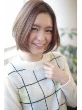 アグ ヘアー ガール京都駅前店(Agu hair girl)大人気のショートボブスタイル