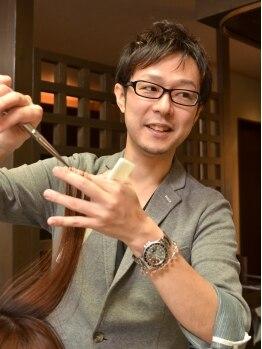 ヘアメイク クリッパー(Hair Make Clipper)の写真/『イギリス・ジングルスCUTコンテスト優勝』stylist在籍!!再現性のあるナチュラル仕上がりにファン多数☆