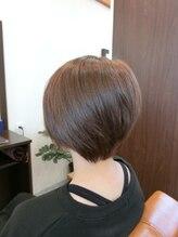 ヘアー クリエイション(Hair Creation)くびれショートボブ