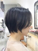 エトネ ヘアーサロン 仙台駅前(eTONe hair salon)ハンサムショート