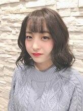 トータルビューティサロン シェリ(total beauty salon cheri)グレージュ☆セミディー
