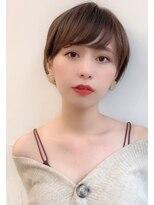 カヤックバイハニー 渋谷店(KAYAK by HONEY)【HONEY】色気漂うモテ髪☆パーフェクトショート