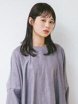 オト(Oto)艶髪セミロング