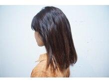 ・カウンセリング &毛髪・頭皮診断・ 【髪質改善メニュー】
