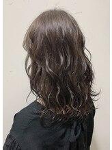 ヘアーショップ オズ(hair shop oz)ash brown