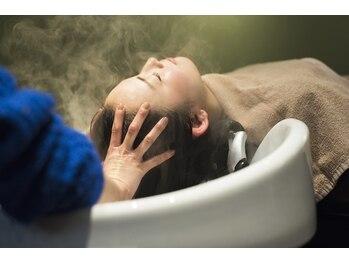アルネ プラスエヌ(ARNE+n)の写真/フラットタイプのシャンプー台で《リラックス&リフレッシュ》オーガニック系SPAで癒しのひとときを☆