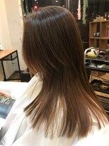 テル ヘアー(TeLu hair)グロスベールカラー