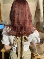 ヘアーメイク ネイキッド(Hair make Naked)ピンクカラー