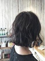 ヘアーサロン リアン 鴻巣店(hair salon Rien)ディープ系アッシュ+ハイライトデザインカラー☆