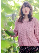 オゥルージュミュゼ(Aurouge)【aurouge musee 伊藤瑛未里】ゆるナチュラルミディ