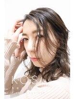 ケーオーエスビューティー(K O S beauty)ミディアムパーマ