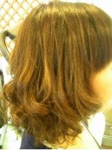 ヘアースタジオ ビー クール(Hair studio BE cool)エアウェーブ