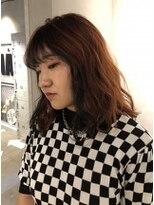 ジーナ(XENA)顔まわりローライト