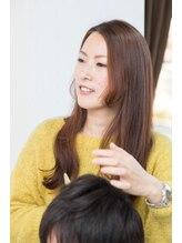 錦糸町美容院 アゲート(Agate)石田 真知子