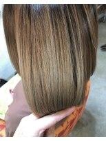 オカヘアー2(OKAHAIR2)oggiotto髪質改善酸熱トリートメント