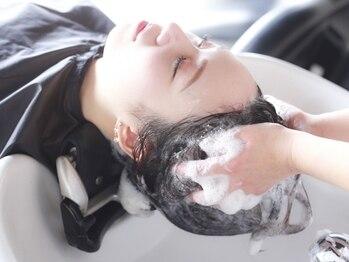 スタートーキョーバイケーツー 渋谷(STAR TOKYO by K-two)の写真/年齢とともに気になる頭皮のお悩みを当店自慢のスパで解決!