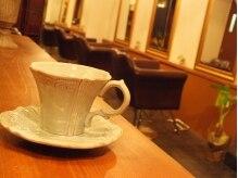 ヘア バー(HAIR BAR)の雰囲気(待ち時間にはコロンビア直輸入の厳選したコーヒーをご提供♪)