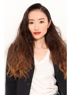 ヘアーアンドメイク ポッシュ 根岸店(HAIR&MAKE POSH)外国人風グラデーションカラー