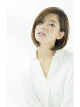 ビフィーノ イーリス 川西店(bifino iris)bifino☆パーソナルカラーで作る耳かけワンサイドスタイル