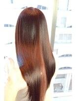 ルーチェ ヘアーデザイン(Luce Hair design)☆Luce 池袋☆ナチュラルケアストレート