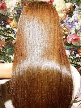 東京美髪研究所 恵比寿本店の写真/髪のダメージが気になる方へ…【ミネコラ/ハリウッドTr】をご用意☆一人ひとりに合ったTrをご提案します!