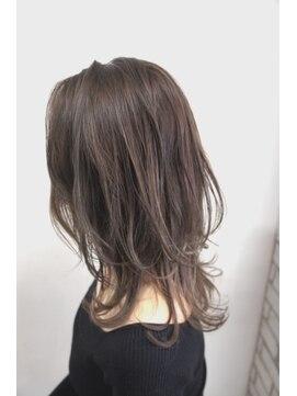 ヘアハウス ルアナ(Hair House Luana by NYNY)色っぽレイヤー☆