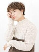 オーブ ヘアー アムール 学芸大学店(AUBE HAIR amour)【AUBE HAIR】小顔ハンサムショート