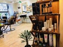 ハウオリ ヘアーワークス(Hauoli hair works)の雰囲気(髪質に合わせたスタイリング、ヘアケア材多数とり揃えてます!!)