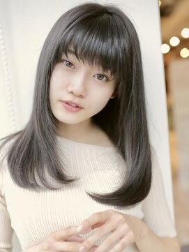アグ ヘアー シーモ 下関店(Agu hair seamo)オリージュで作る柔らかロング