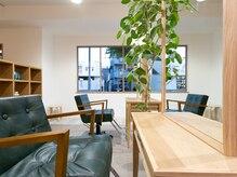 ツクル(TSUKURU)の雰囲気(木と緑に包まれた癒しのナチュラル空間♪)