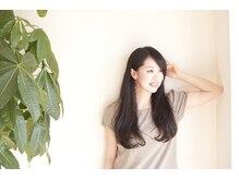 美容室 和の雰囲気(yawaragi image)