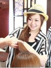 ヘア アトリエ トレゾア(hair atelier tresor)池田 朋香
