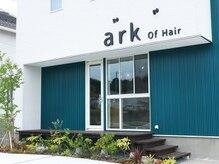 アークオブヘア(ark of hair)