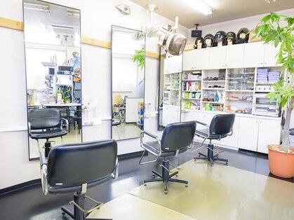 サロンドニス美容室(Salon de NISS)の写真