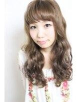 ヘアサロン クリア(hair salon CLEAR)フロント短め!柔らかドーリー☆スタイル