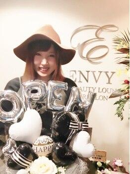 エンヴィー 町田(ENVY)の写真/女性stylist3名によるプライベートサロン♪丁寧にカウンセリングをし、女性ならではの提案で最旬ヘアに!