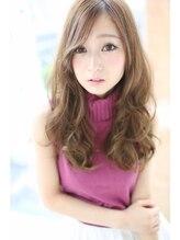 アグ ヘアー マロン梅田3号店(Agu hair marron)女子力アップ☆ふわ揺れロング